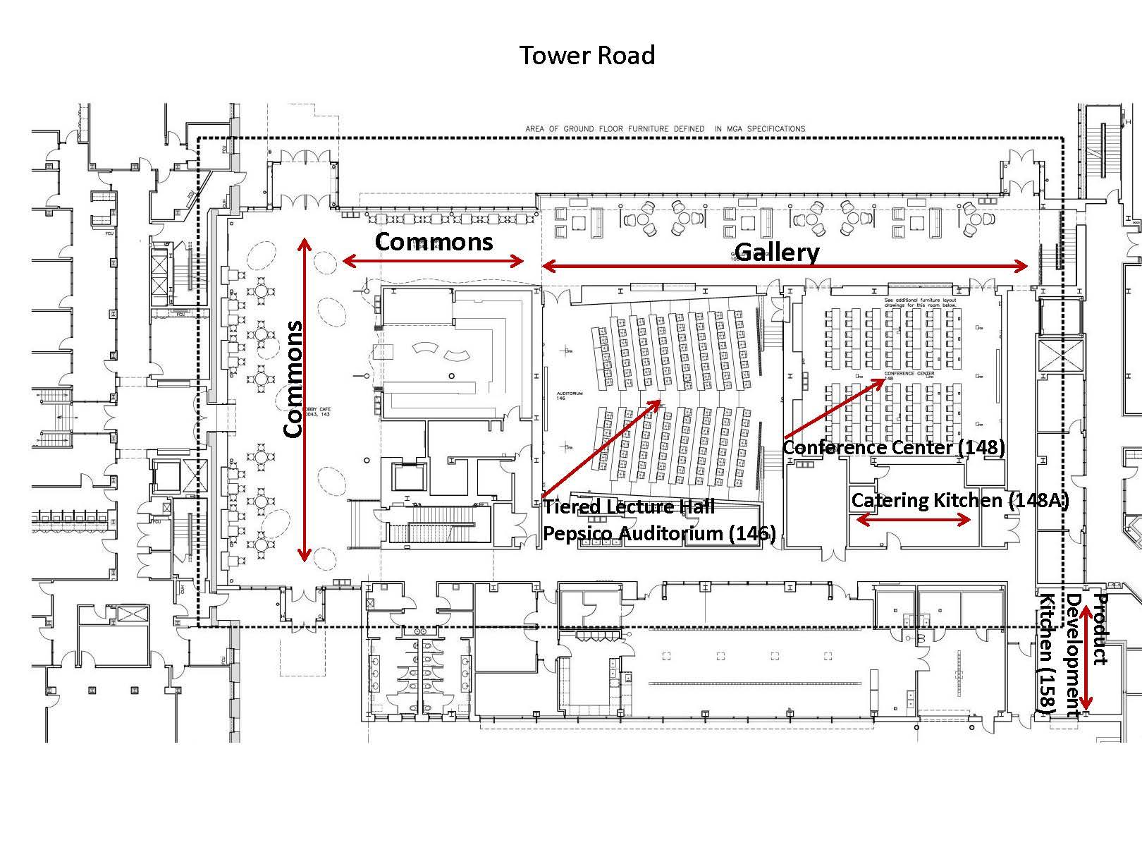 Stocking Hall Floor Plans