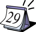 Leap Year is February 29