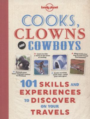 cooks clown and cowboys