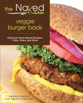 naked kitchen veggie burger