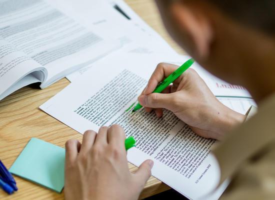 Dissertation examinations