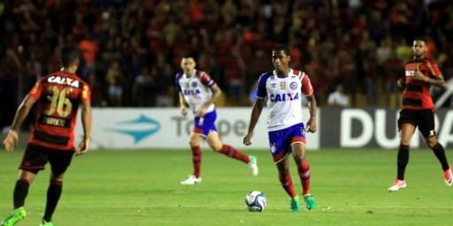 Um time sem alma de Sport empata com o Bahia e vai decidir título em Salvador (foto: Diario de Pernambuco)