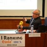 I Ranking EADA IBEX 2015-16: Radiografía de las empresas no financieras del IBEX