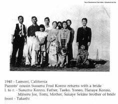 1940 - Family