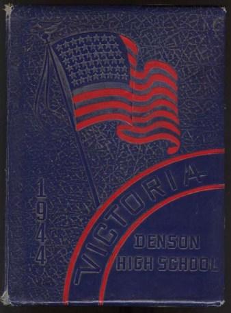 1944 Camp Denson Yearbook