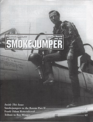 Gene Hamner - Smokejumper Magazine April 2005