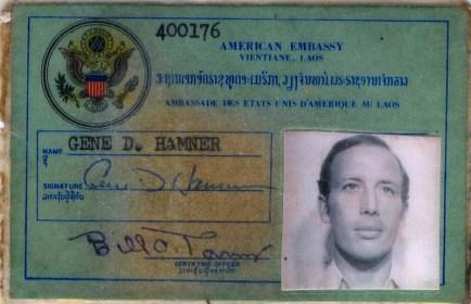 Gene Hamner - Embassy ID