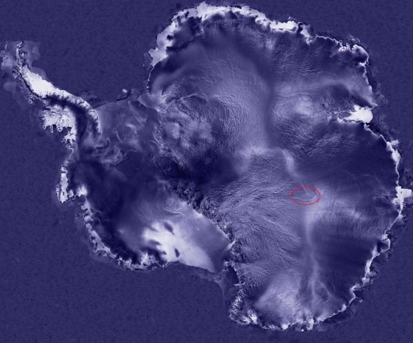 Antarctica, Lake Vostok