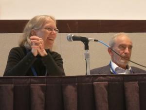 Cynthia Rosenzweig, GISS, Paul Ehrlich, AAAS 2013
