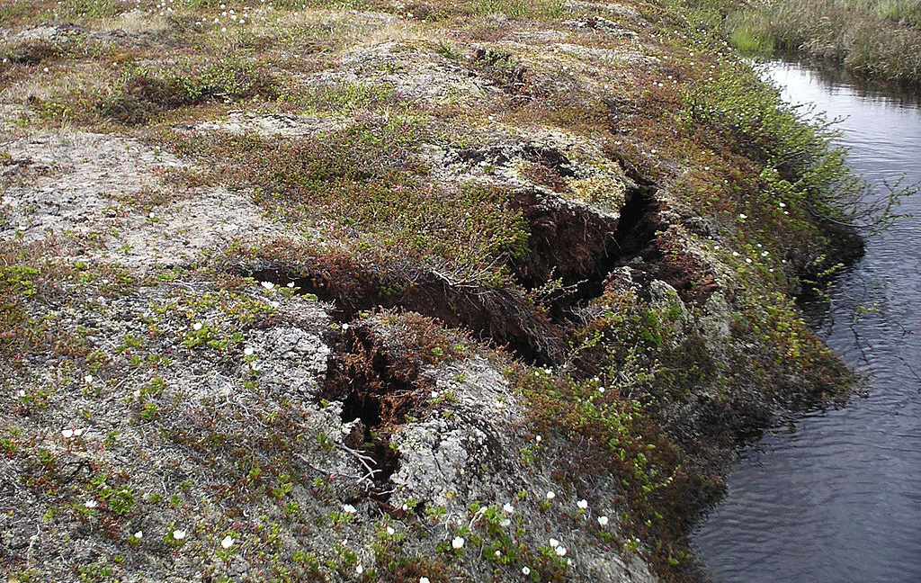 A New Study Documents Evidence Of A Massive Release Of Carbon From Permafrost As Temperatures Rose