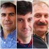 Pablo Castillo, M.D., Ph.D., José Luis Peña, M.D., Ph.D., and Alberto Pereda, M.D., Ph.D.