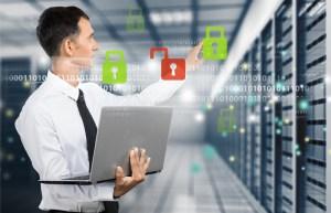 Imagen de seguridad informática