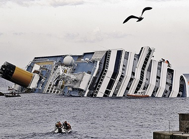 Love after Costa Concordia: How Tragedy at Sea Connected ...
