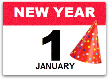Happy New Year! 4 things you need to know about today's ...