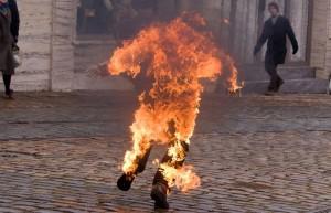 Horici Ker, Burning bush, Praga, Primavera de Praga, Els bastards