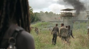 the Walking dead 4x09