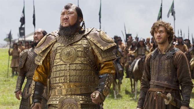 Marco Polo, Netflix, Gengis Khan, Els bastards, critiques, series, pel·licules, films, pelis