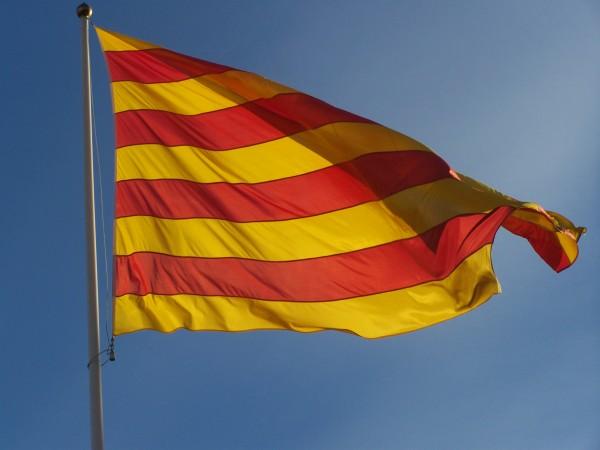 la-senyera-catalana