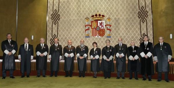 ESPAÑA TRIBUNAL CONSTITUCIONAL