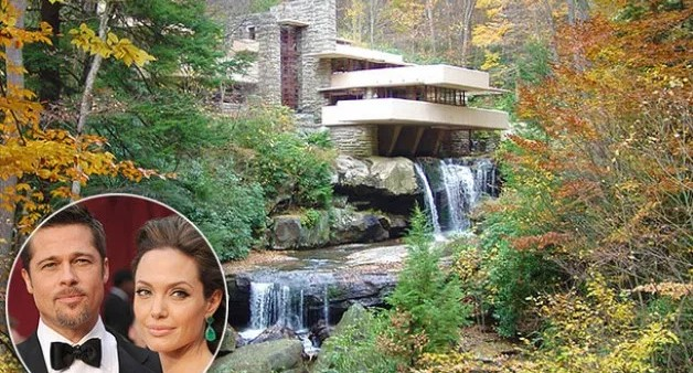 The 15 gifts most expensive - Angelina Jolie and Brad Pitt