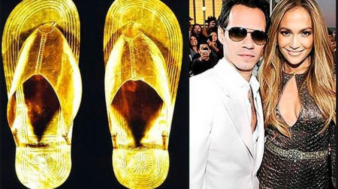 The 15 gifts most expensive - Jennifer Lopez and Marc Anthony