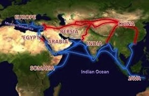 T INDIAN ROUTE