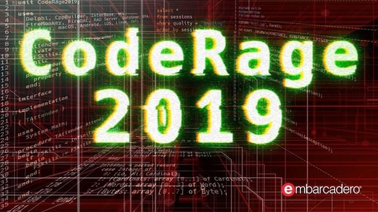 CodeRage 2019