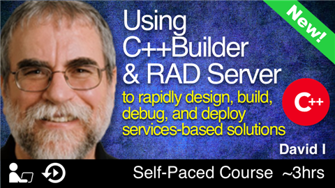Using C++Builder & RAD Server