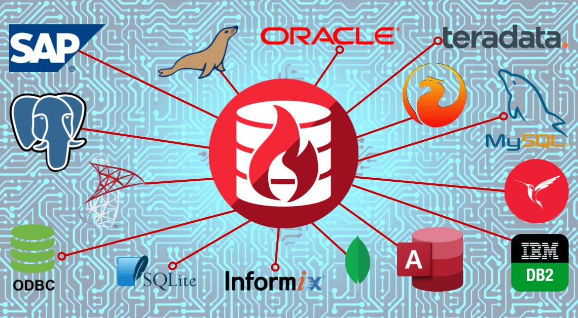 FireDAC Universal Database Connectivity
