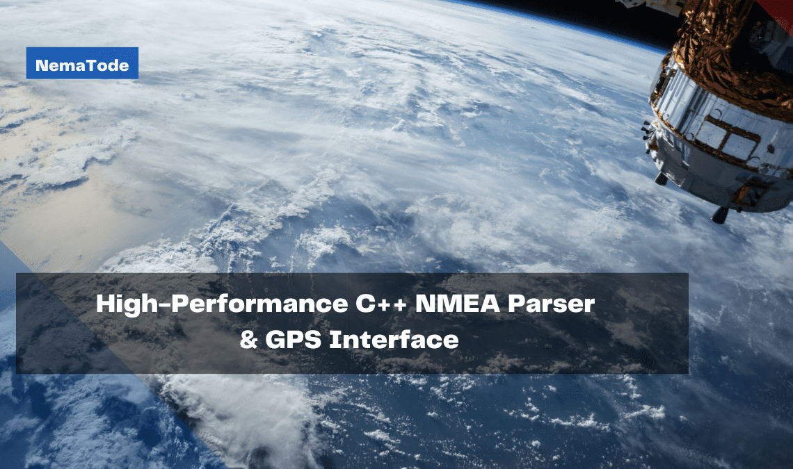 high-performance-c-nmea-parser-gps-interface
