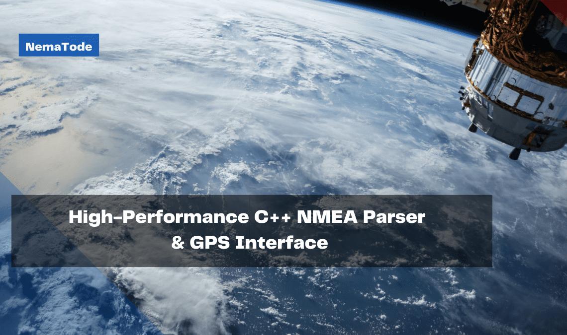 high-performance-c-nmea-parser-gps-interface