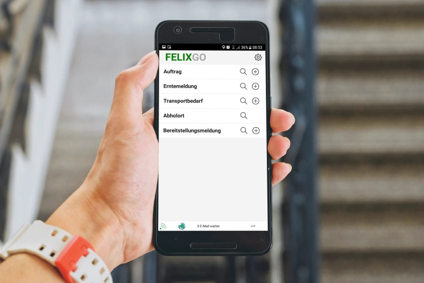 Delphi Versatility: FelixGO Workflow Logistics Hero Image