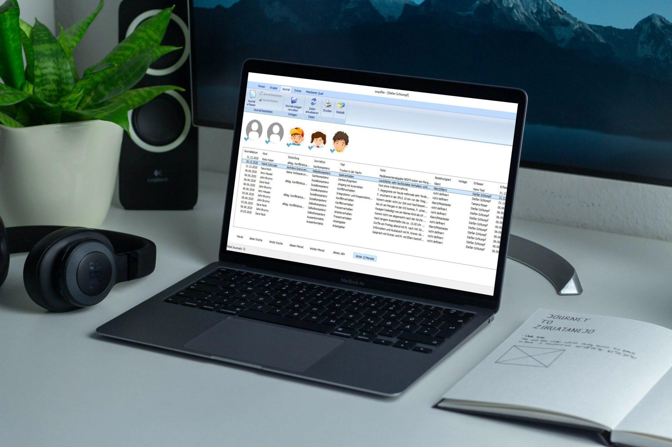Soquflex Is A Smart Delphi-Developed Application That Simplifies Socio-Pedagogical Processes