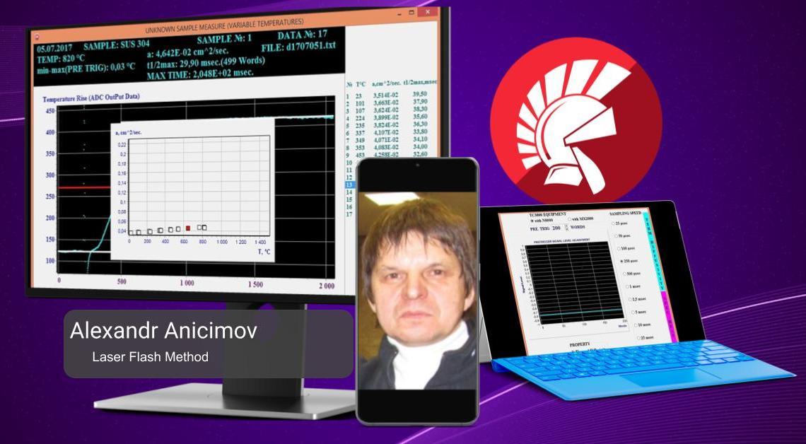 Alexndr Anicimov EMBT Interviews