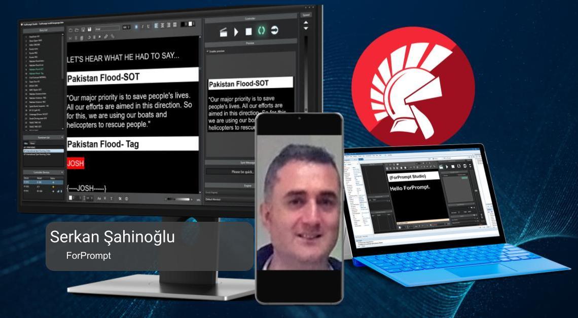Serkan Şahinoğlu EMBT Interviews