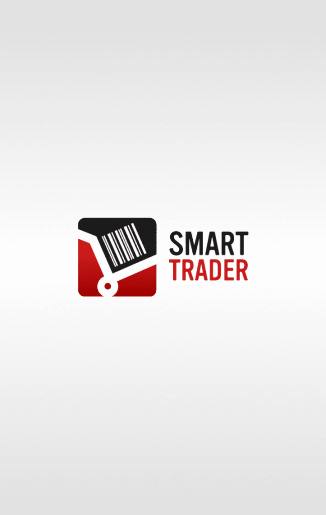 Smart Trader Sales and Order Worklow App main screen