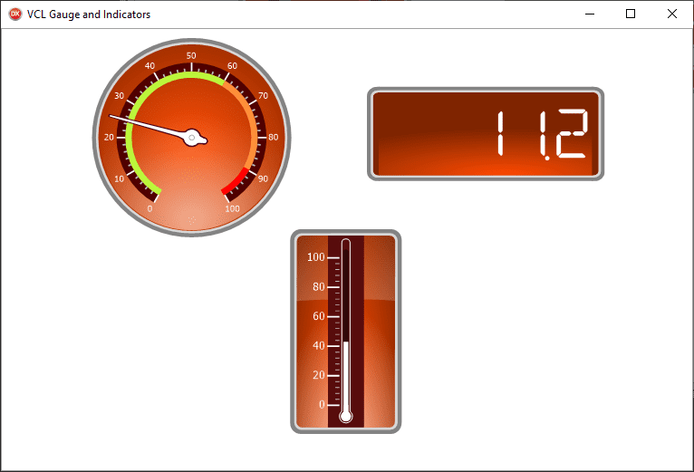 Learn To Build A Modern, Visually Stunning Dashboard - adding the dials and gauges