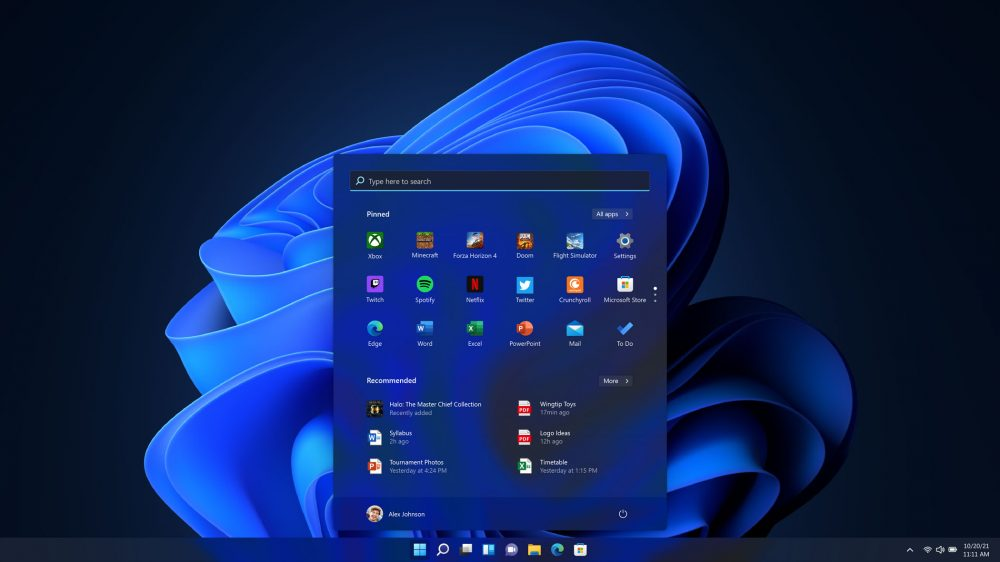 Windows 11: a beautiful meteor coming to kill the dinosaurs