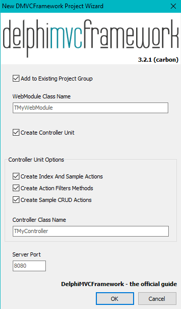 Powerful Dashboards with REST API & Delphi MVC Framework - MVC framework overview