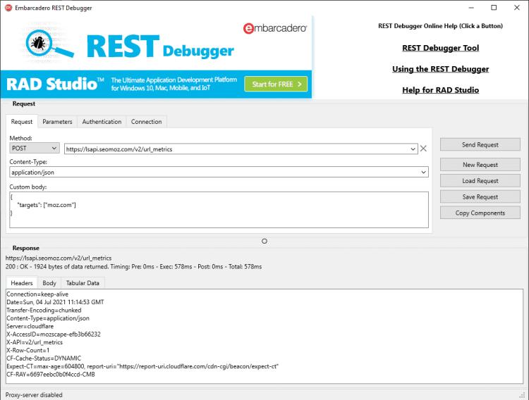 rest-debugger
