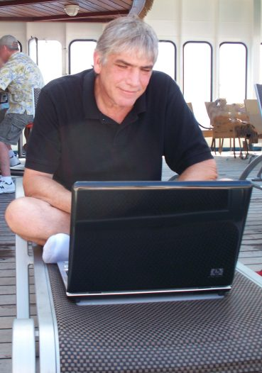 What Is It Like To Be A Developer Joe C. Hecht? Coding on a cruise ship
