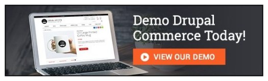 Demo Drupal Commerce today! View our demo site.