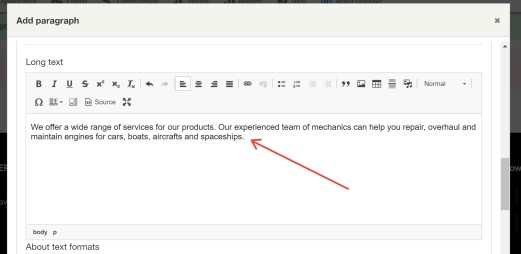 adding-text-describing-new-service-page