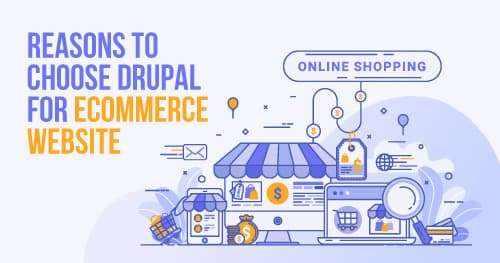 why choose drupal for ecommerce website