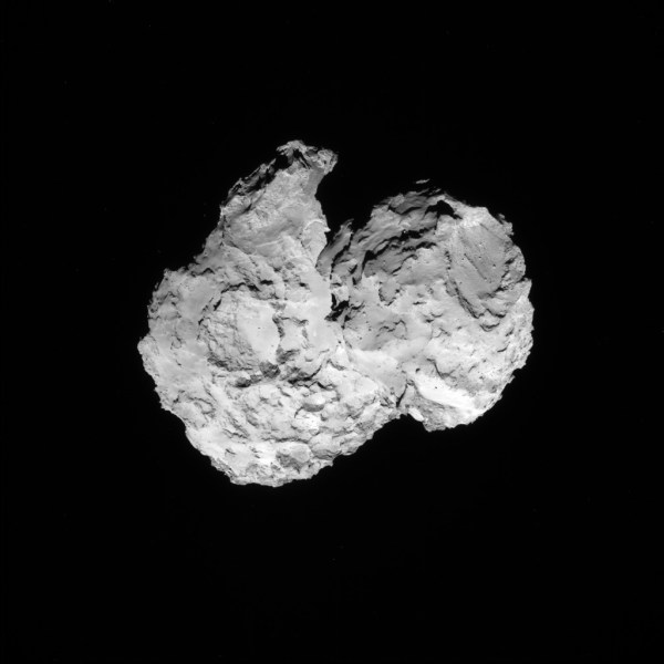 Photo Gallery: Step Right Up And Tour Rosetta's Comet ...