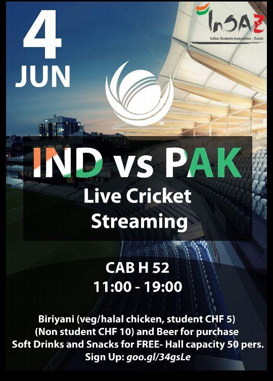 IND vs PAK (ICC Champions Trophy)