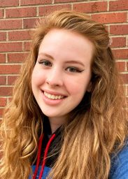 portrait of Kaylee Cornwell, Rising Star Intern for ISU Extension and Outreach.