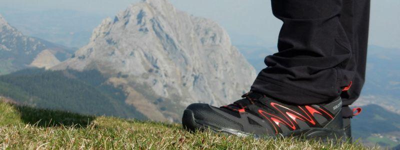 Salomon Granitik 2 GTX - Blog Montaña Forum Sport