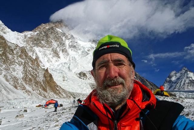 expedición con Alex Txikon