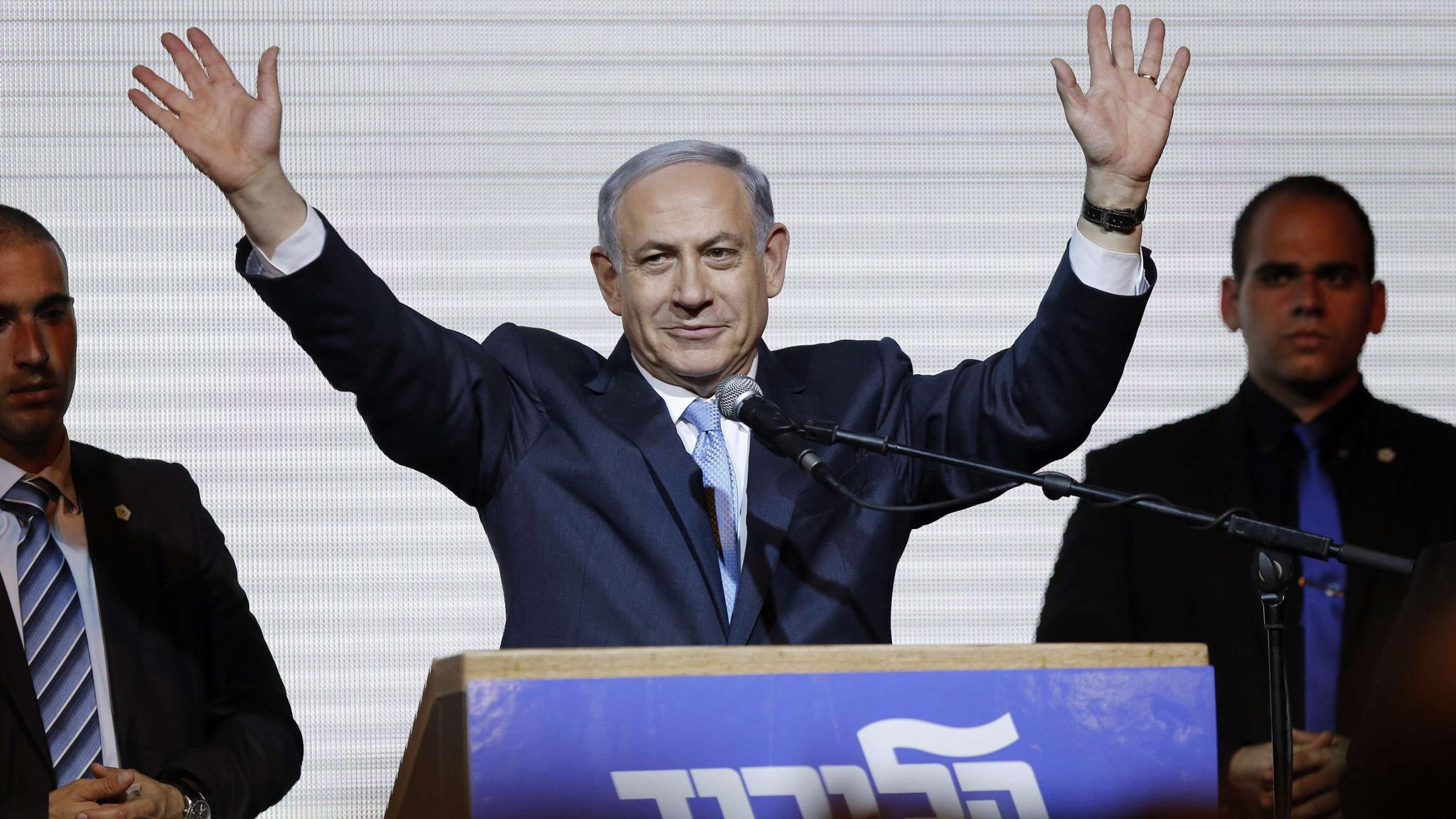 The Price Of Netanyahus Victory The World